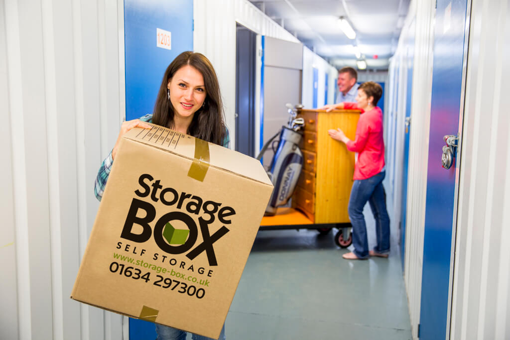 personal self storage in kent